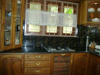 Teak Cabinets