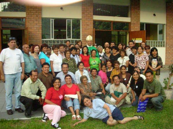 III Encuentro Nacional de Misioneros Laicos del Perú