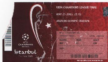 2005, ISTANBUL (Liverpool)