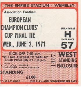 1971, LONDRES (Ajax Amsterdam)