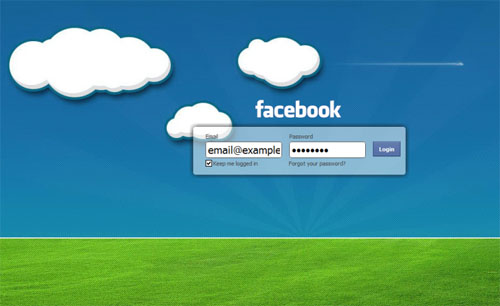 how to set facebook as homepage in google chrome
