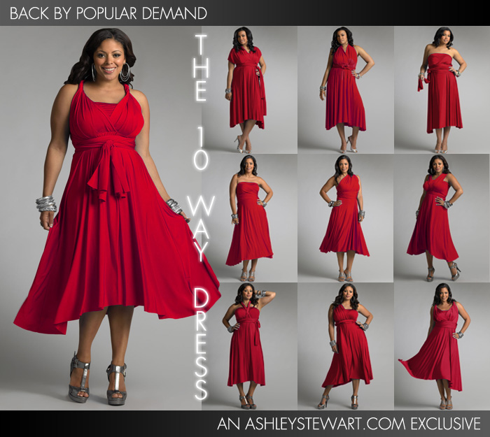 10-Way Convertible Dress