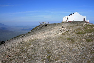 Croagh Patrick church, county Mayo