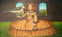 Velázquez, La infanta