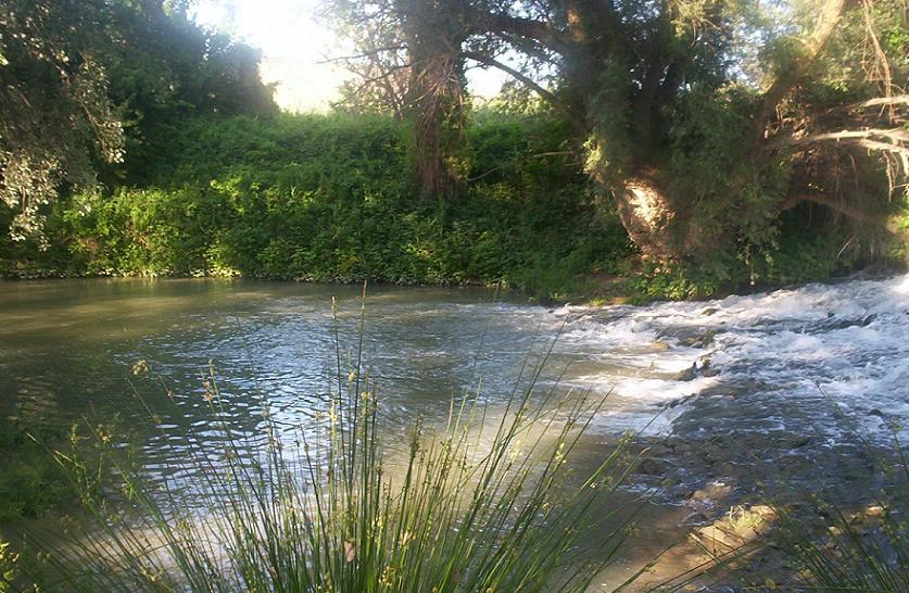 El Río Tajuña. La vía  verde también es para tí....Te esperamos!!!!!