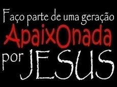 Eu e minha casa servimos ao Senhor Jesus Cristo!!!!