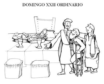 Foto 0 en  - XXII Domingo del Tiempo Ordinario (Lc 14, 1.7-14) - Ciclo C: Liturgia, Reflexiones, Ex�gesis y Oraci�n