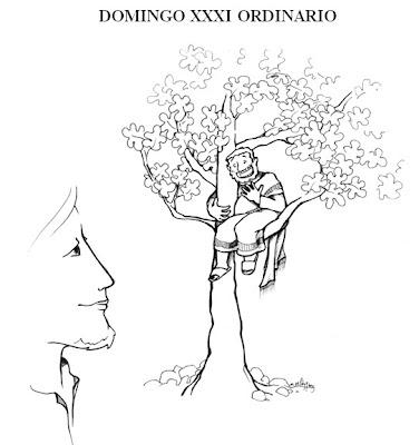 Foto 0 en  - XXXI Domingo del Tiempo Ordinario (Lc 19, 1-10) - Ciclo C: Liturgia, Reflexiones, Ex�gesis y Oraci�n