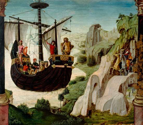 Argonauts Greek Mythology