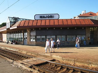 Majori Train Station