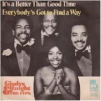 Gladys Knight & The Pips - It's A Better Than Good Time (1977)