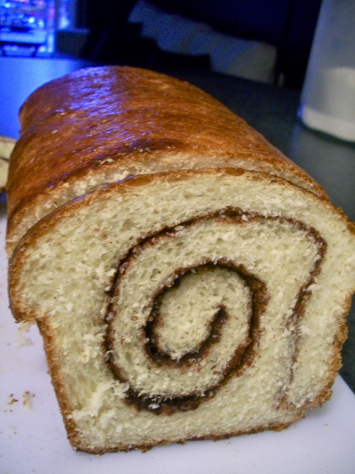 Brooke Bakes : Homemade Cinnamon Bread