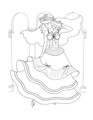 Coloring Pages Princess. Princess Coloring Pages – The