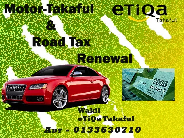 Insurance Kereta Etiqa