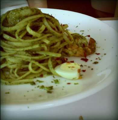laksa buyung. My Lunch - Laksa Pesto