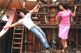 Katrina kaif with Akshay