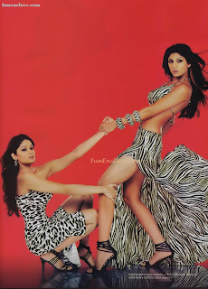 Shilpa Shetty and Shamita Shetty - Sister Act