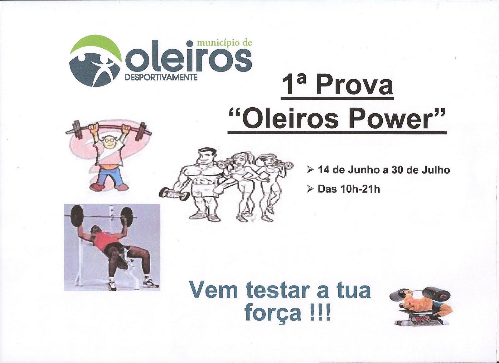 Piscinas municipais de oleiros 1 prova oleiros power for Piscina municipal oleiros