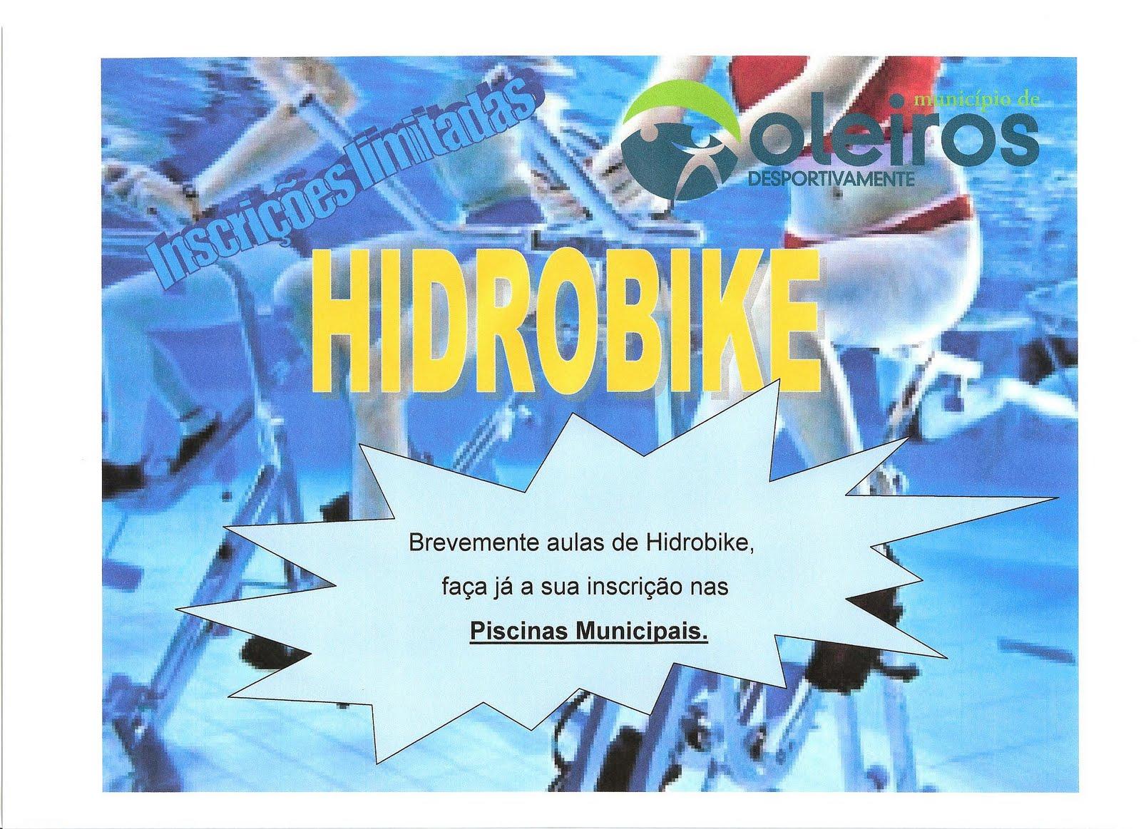 Piscinas municipais de oleiros aulas de hidrobike for Piscina municipal oleiros