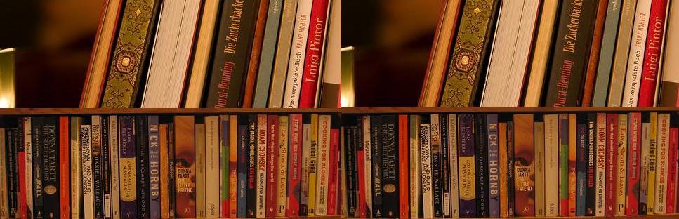 O paraíso é uma biblioteca.