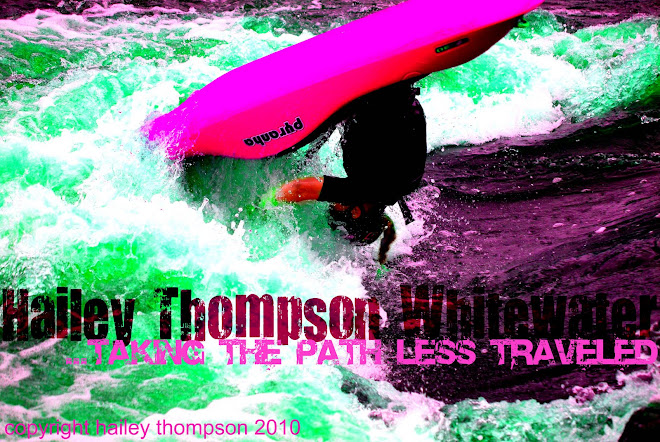 Hailey Thompson's Whitewater Canoe and Kayak Blog