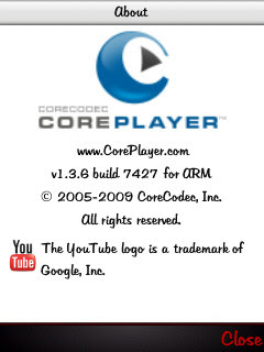 [Symbian Apps] Core Player v.1.1.2 all in 1 Media player s60v2 CorePlayer+v1.36.7427+S60v3+SymbianOS9.x+Unsigned+Cracked