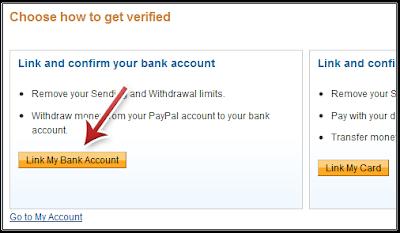 cara verifikasi paypal tanpa virtual credit card atau vcc