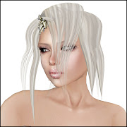 . are designed with Frostbite white hair and are very unique in style.