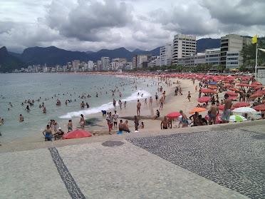 Rio a Copacabana