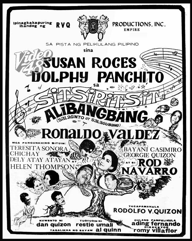 Video 48 the 1967 2nd manila film festival quot dahil sa isang bulaklak