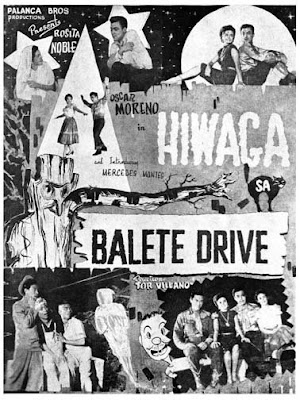 Hiwaga sa Balete Drive movie