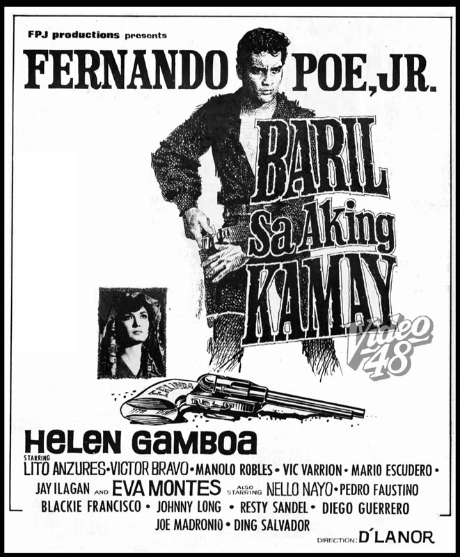 watch Baril Sa Aking Kamay (1966) pinoy movie online streaming best ...