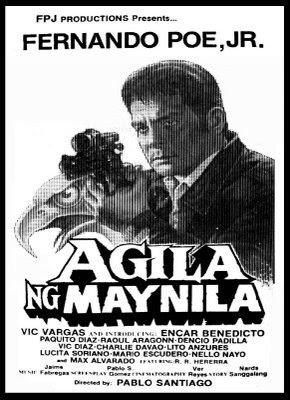 FPJ Movies - Agila ng Maynila 1