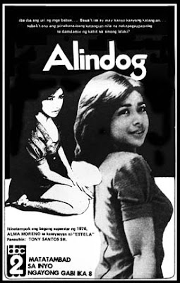 Alma Moreno Bold Movies http://video48.blogspot.com/2009/07/alma-moreno-in-alindog-tv-show-circa.html