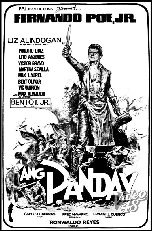 THE 1980 METRO MANILA FILM FESTIVAL   ANG PANDAY  FILMFEST TOP GROSSER