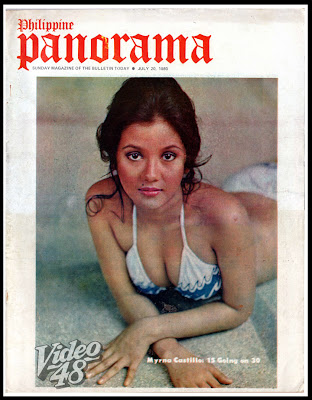 Video 48: BOLD STARS OF THE 80s #9: MYRNA CASTILLO720
