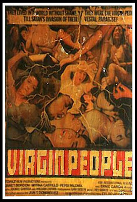 "Virgin People"" (1983)- Stars Janet Bordon, Myrna Castillo, Pepsi"