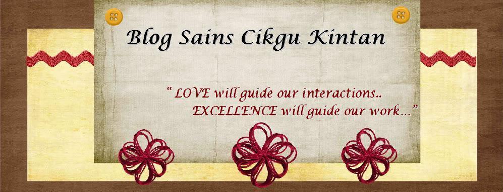Blog Sains Cikgu Kintan