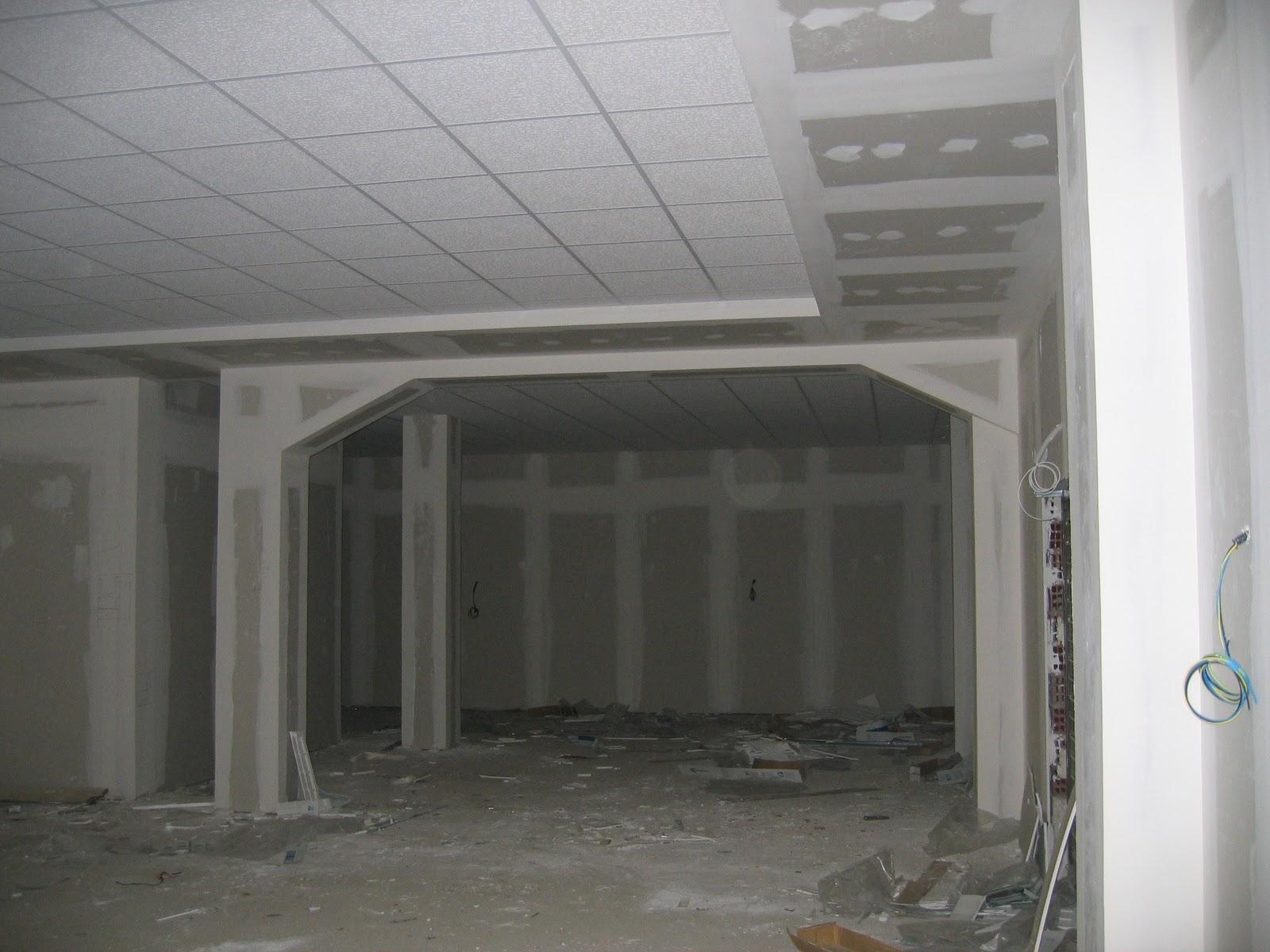 Incopac 90 falsos techos desmontables y continuos - Placas de techo desmontable ...