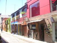 Another street in La BOCA