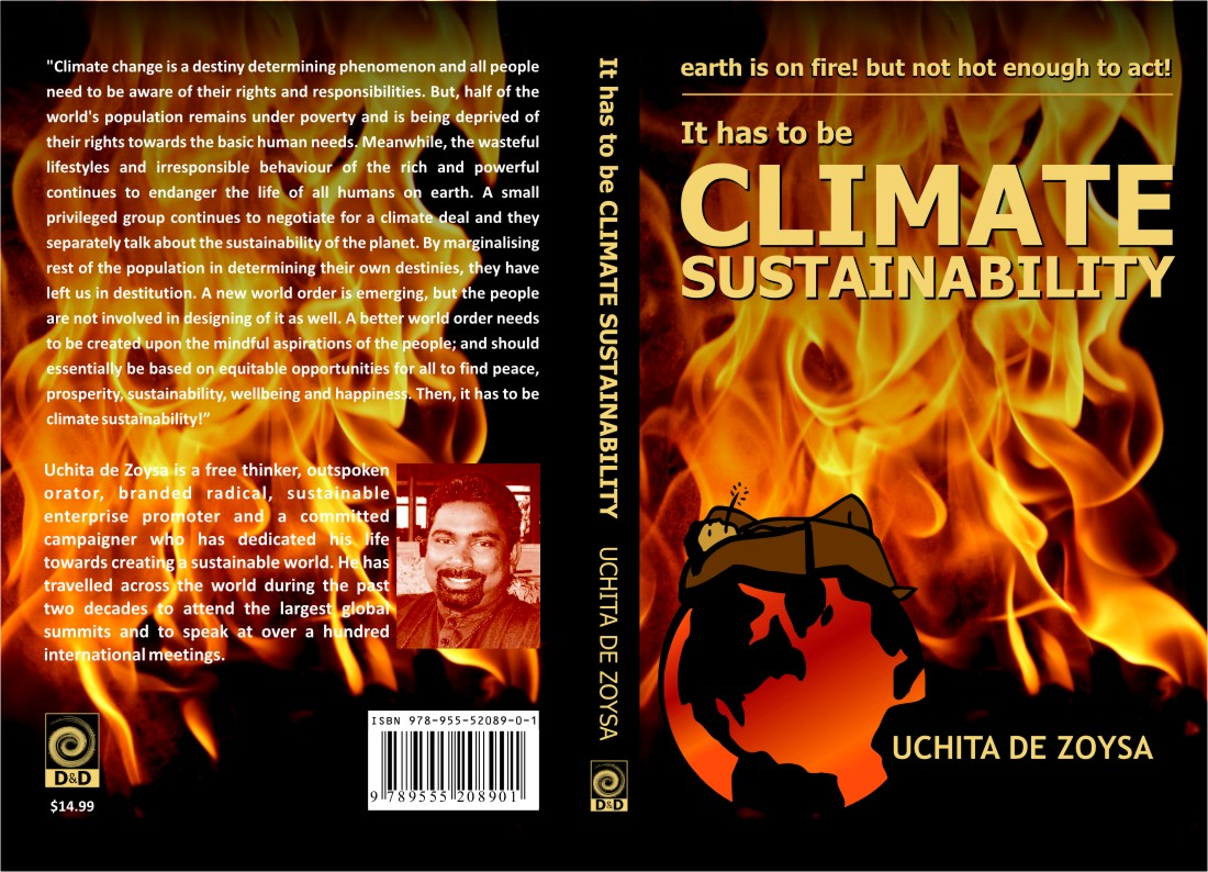 It has to be CLIMATE SUSTAINBILITY