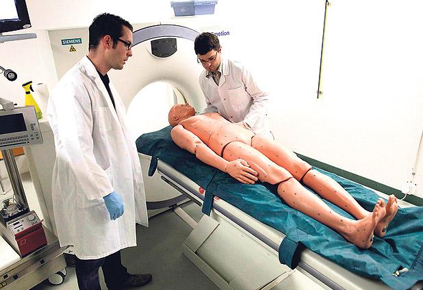 Resonancias magnéticas permiten hacer autopsias sin bisturí
