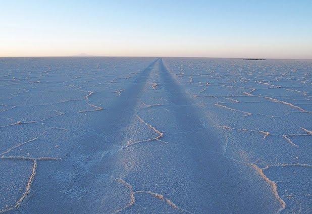 El gran tesoro de litio de Bolivia