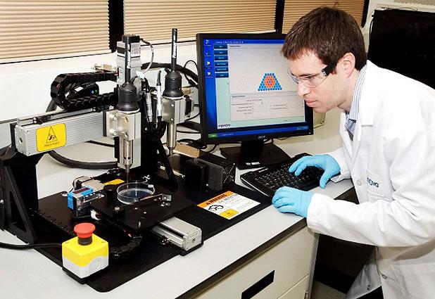Una bioimpresora 3D permite fabricar órganos humanos sin riesgo de rechazo