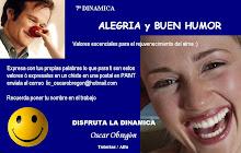 ALEGRIA Y BUEN HUMOR