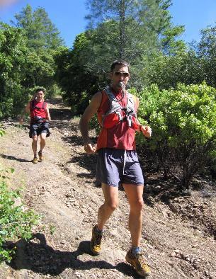 Camp Jurek 2005 - Western States Trail