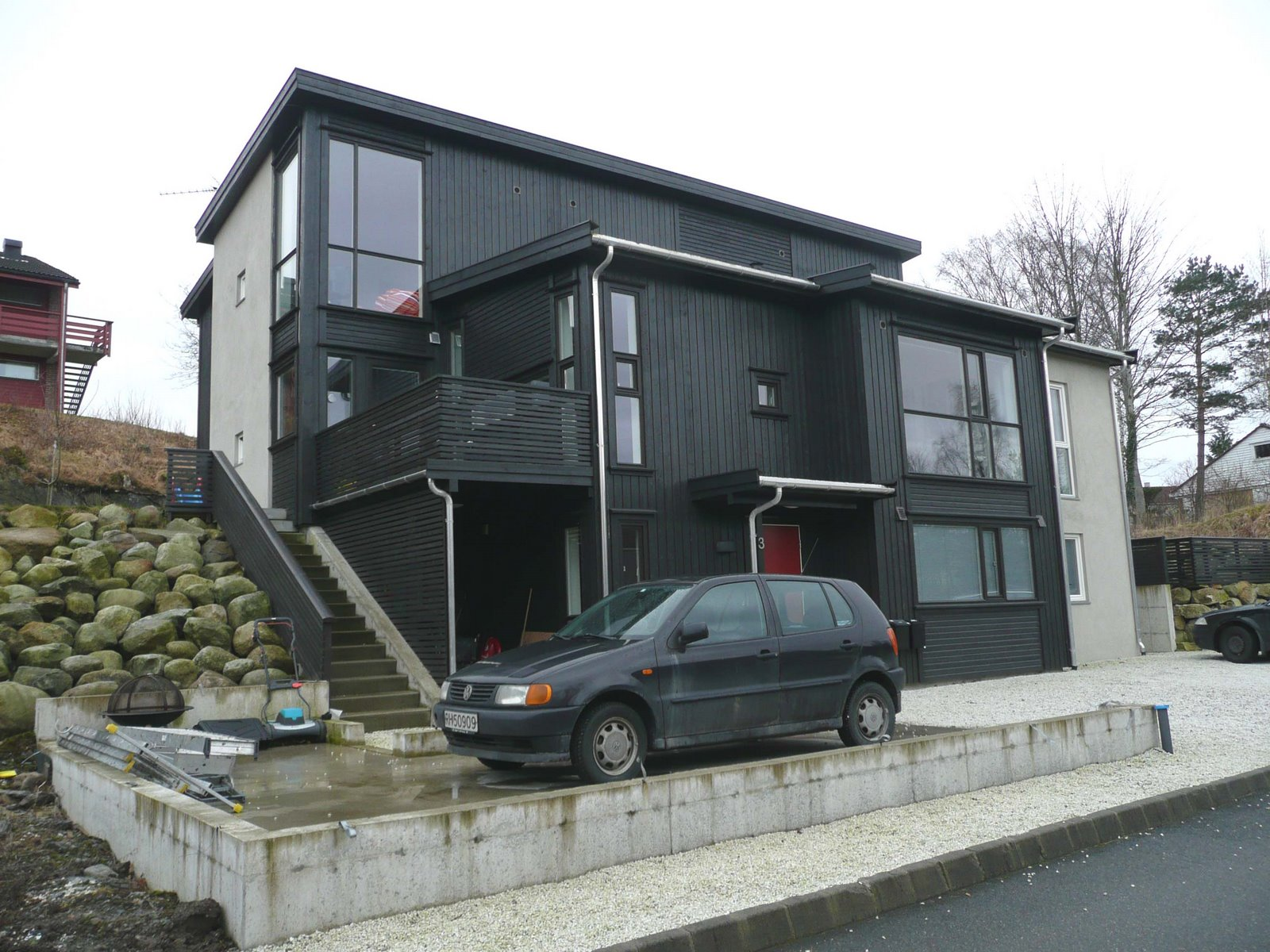 Norwegian culture blog houses in norway for Modern house design norway
