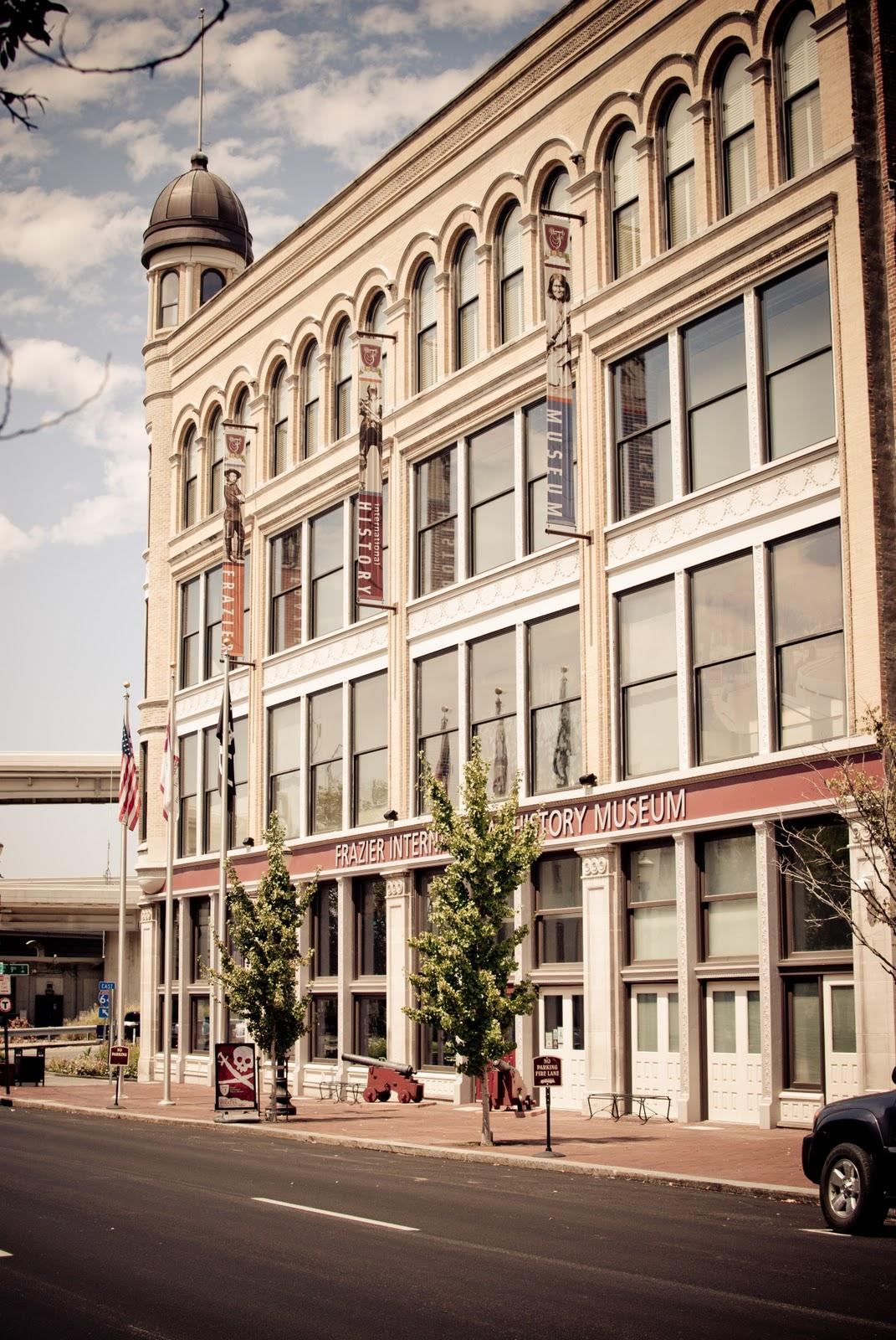 Falling For Louisville ♥: ♥ Frazier International History ...