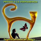 Premio a la Permanencia (de oro)