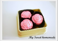 doorgift - 3 pcs chocolate